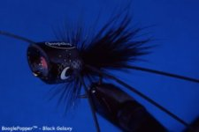 BooglePopper  Black Galaxy