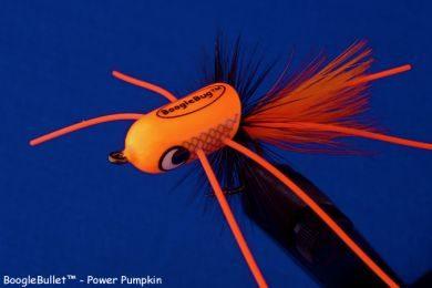 BoogleBullet Power Pumpkin