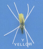 Bream Killer Fly - Yellow
