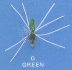 Bream Killer Fly - Green