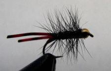 Wilson's Bluegill Bugger - Black