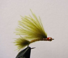 Wilson's Mini Minnie - Olive / Copper