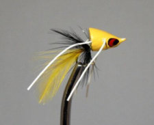 Sneaky Pete Yellow Black Yellow #2502
