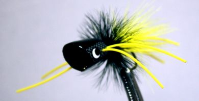BOOGLEPOPPER Black Lightning