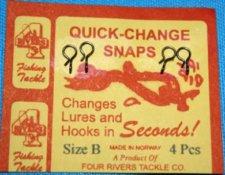 "Quick Change Snap ""B"""