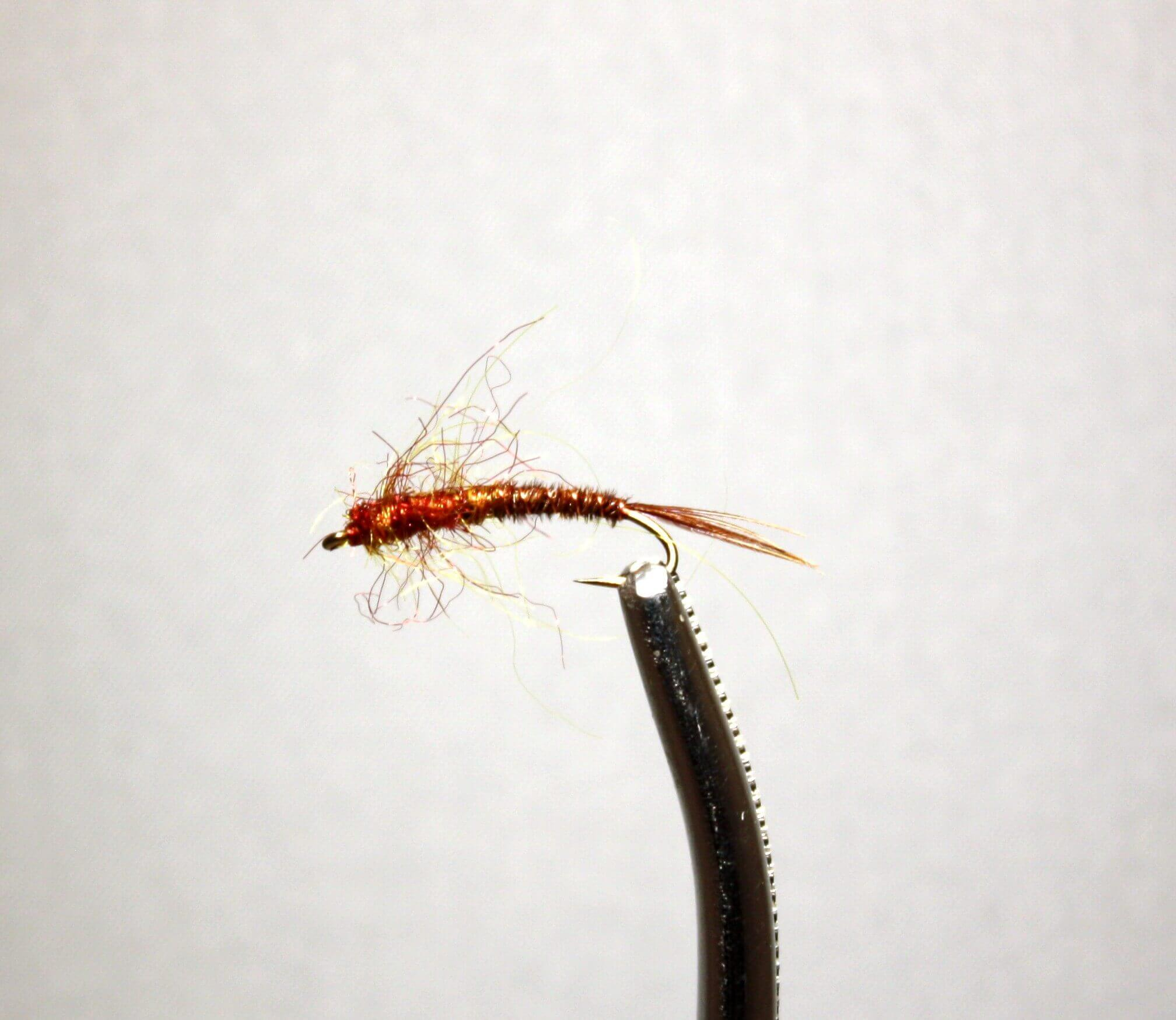 North Fork Nymph Fiery - Brown