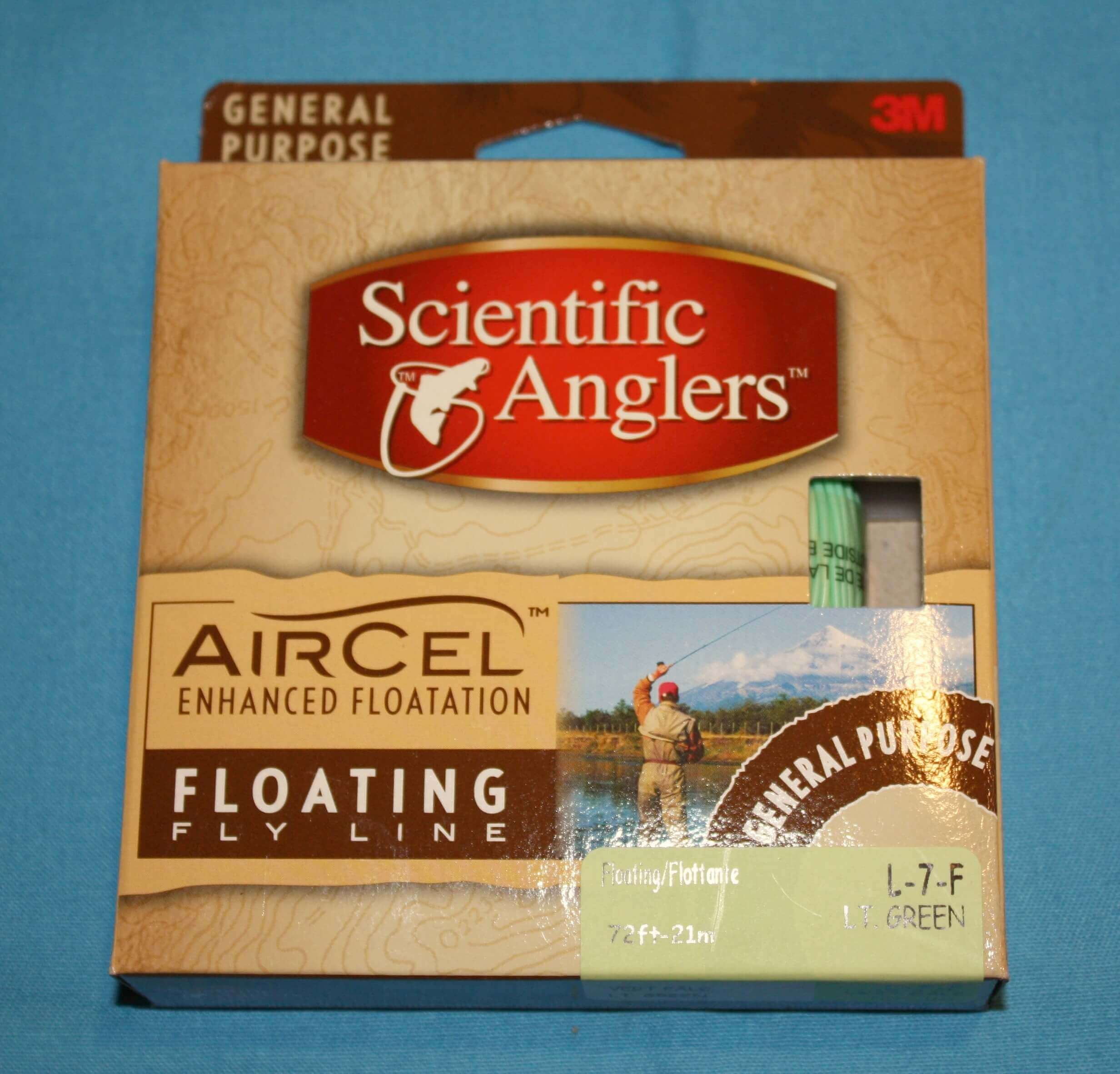 Scientific Angler Line L-7-F