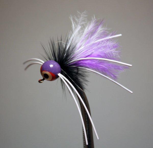 Rollie Pollie Purple Skunk