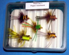 Walt Cary's Popper Assortment