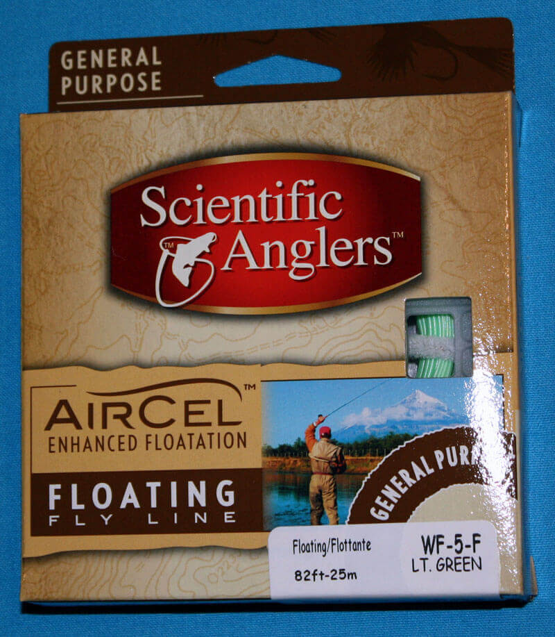 Air Cel General Purpose Floating Fly Line W-F-5F