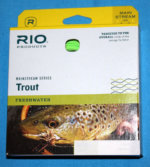 Rio Mainstream Trout and Panfish fly line