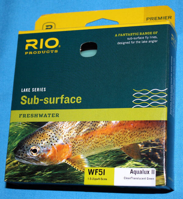 Rio Lake Series Sub Surface Aqualux II WF5I