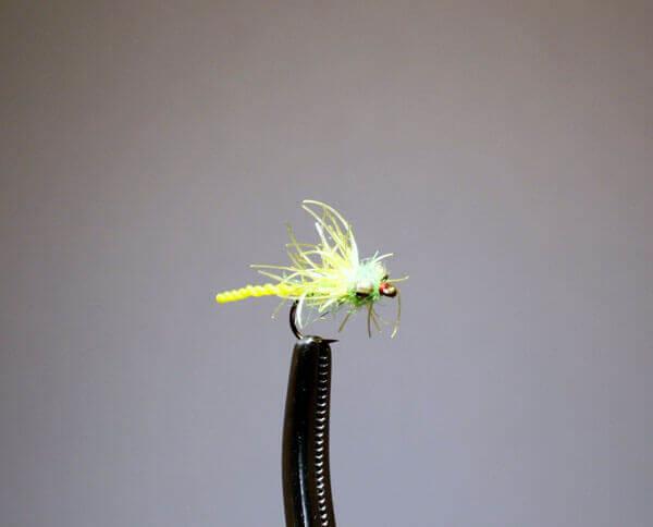 Wilson's Chartreuse Bream Reaper