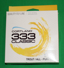 Courtland 333 Classic Fly Line