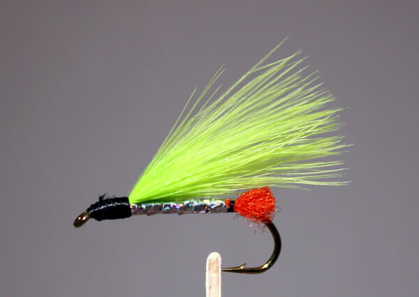 Red Runner Chartreuse