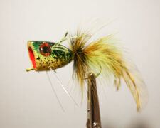 Pultz Camo Frog Regular Hook