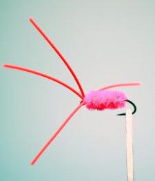 Wilson's Bully Bluegill Spider Hot Pink