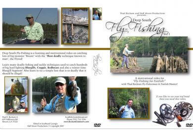 Deep South Fly Fishing DVD