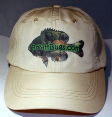 BreamBugs Fly Fishing Cap