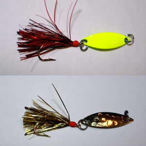 Spoon Feed Those Bluegill, Crappie and Bass.