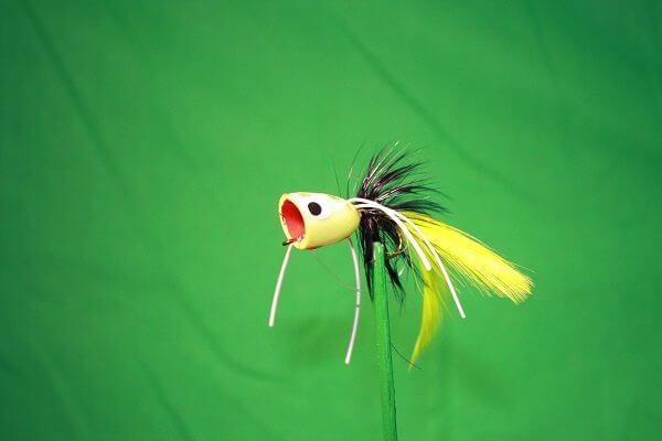Stinger Pop Chartreuse Black Chartreuse