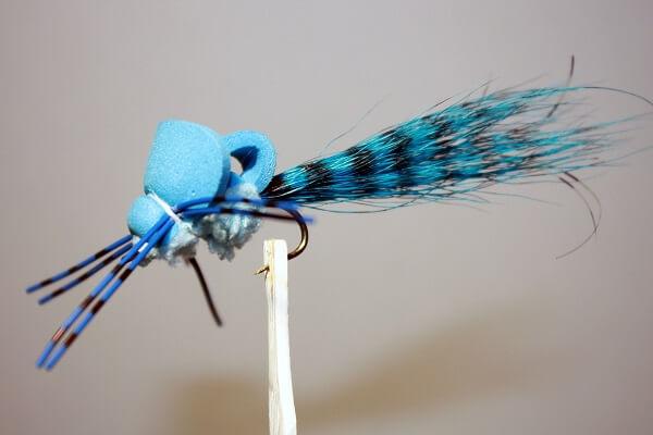 Dragon Flies From Conrad's Flies