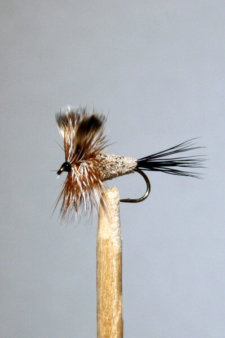 Adams Irresistible trout fly from RIO