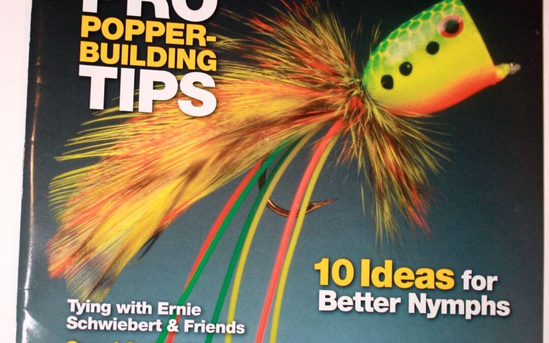 Fly Tyer Magazine, Autumn 2011, Walt Cary's Fire Tiger Popper
