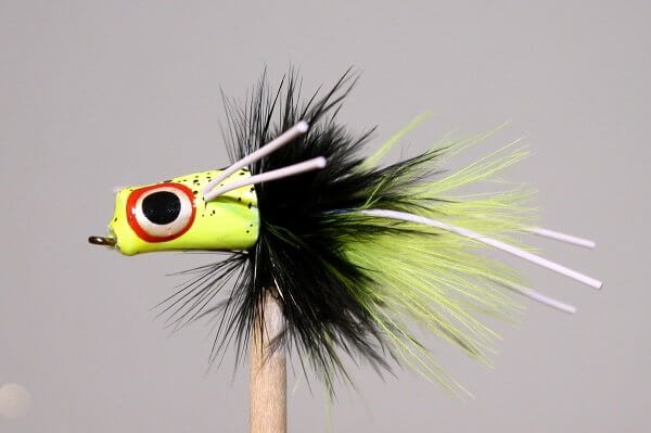 Snub Nosed Slider Chartreuse, Black, Chartreuse