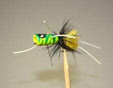 Tipps Green Tiger Popper