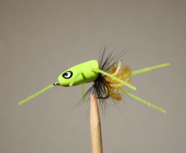 Tipps Chartreuse Slider