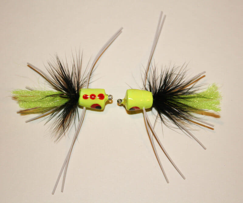 Blood Spots Poppers Help Catch Fish