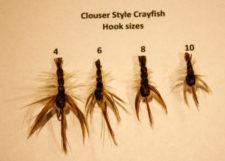 Clouser Style Crayfish