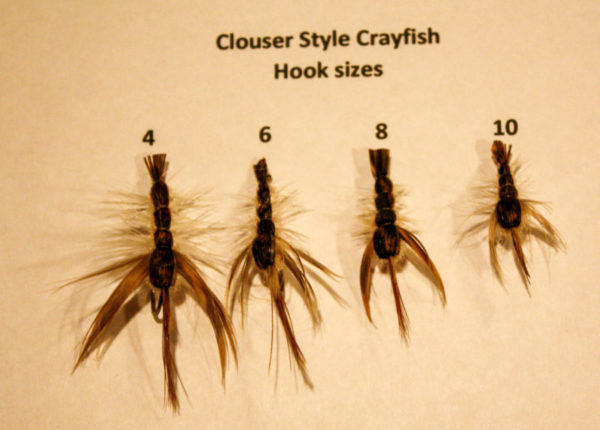 Clouser Style Crayfish