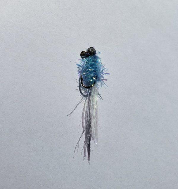 Blue Crappie Diver Jig