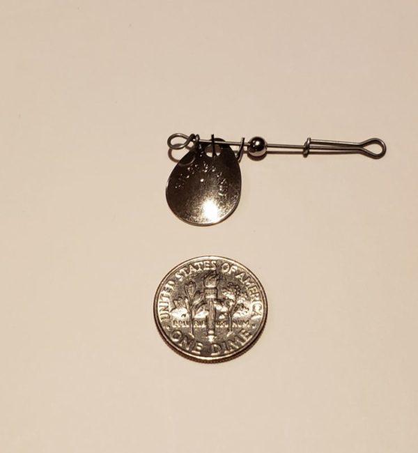 Hildebrandt Spinner #1 Silver
