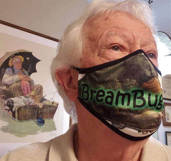 Breambugs.com Covid Mask