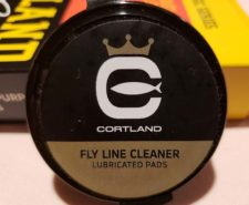 Cortland line cleaner
