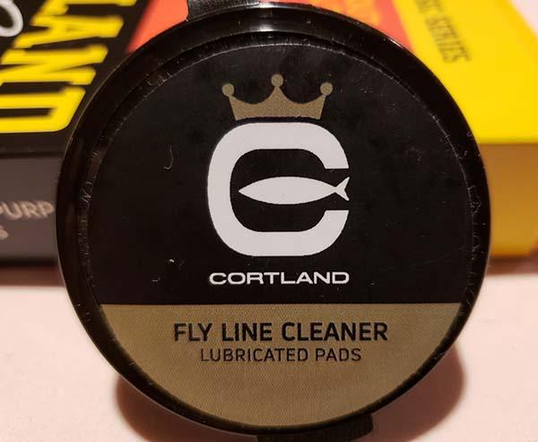 Cortland line cleaner