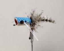 Mini Bass Blue White